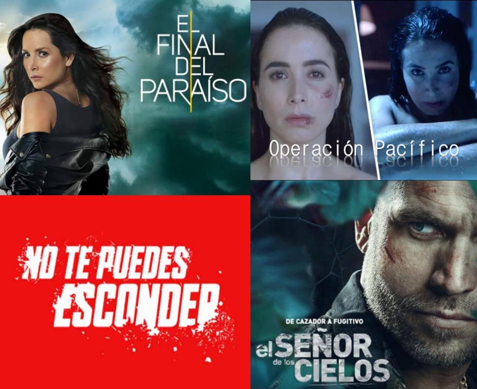 nuevas telenovelas de telemundo 2019 y 2020