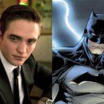 Robert Pattison The Batman comienza la Pre Producción