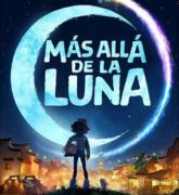 Película Más allá de la luna (2020), el nuevo film animado de Netflix